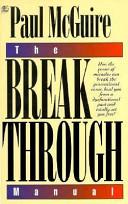 The Breakthrough Man...