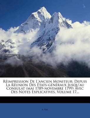 Reimpression de L'Ancien Moniteur