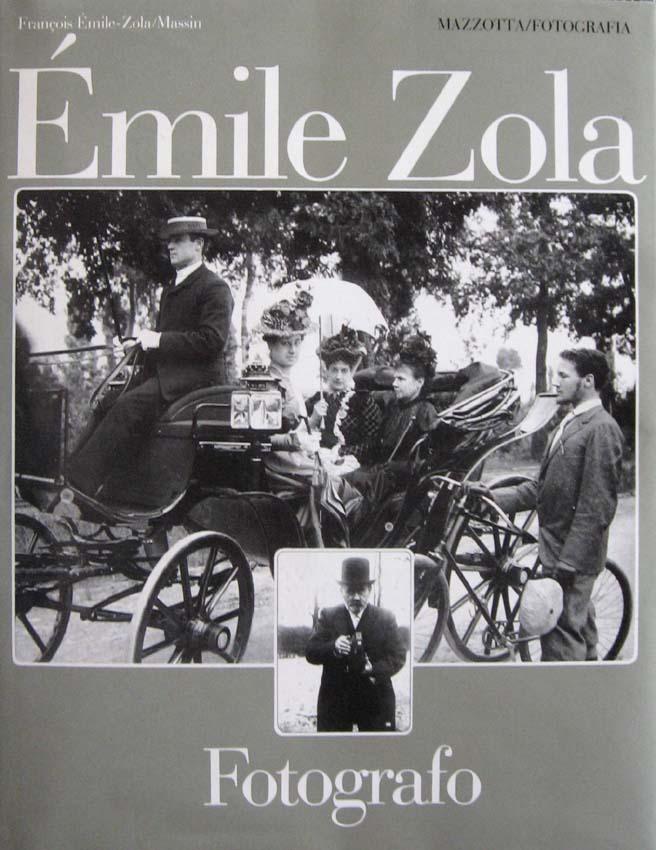 Émile Zola fotografo