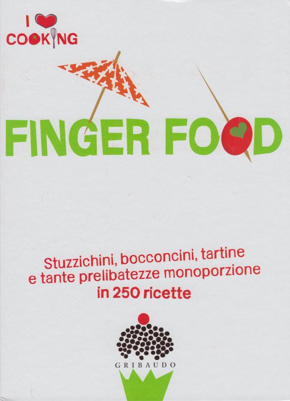 I love finger food