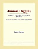 Jimmie Higgins (Webster's German Thesaurus Edition)
