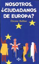 Nosotros, ciudadanos de Europa?