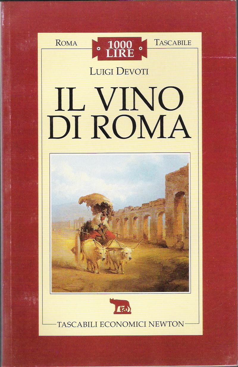 Il vino di Roma