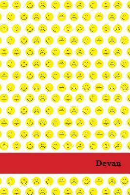 Etchbooks Devan, Emoji, Wide Rule