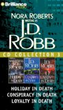 J. D. Robb CD Collection 3