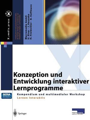 Konzeption Und Entwicklung Interaktiver Lernprogramme