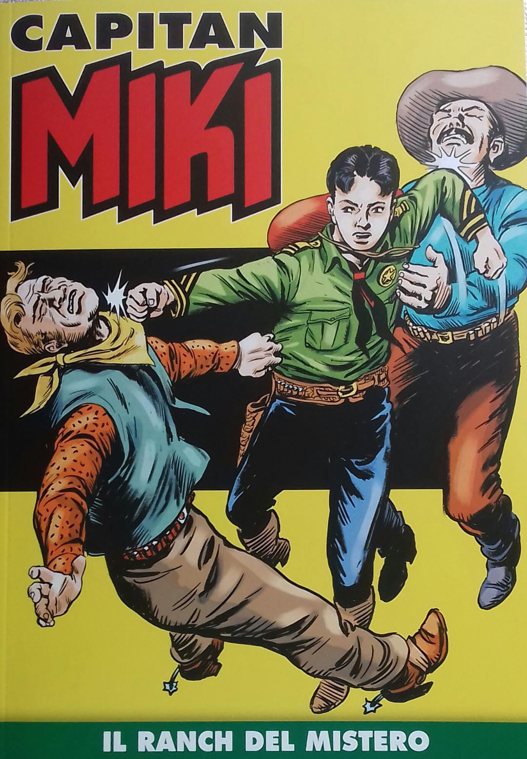 Capitan Miki n. 25