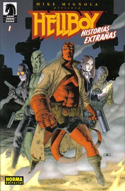 Hellboy #8: Historia...