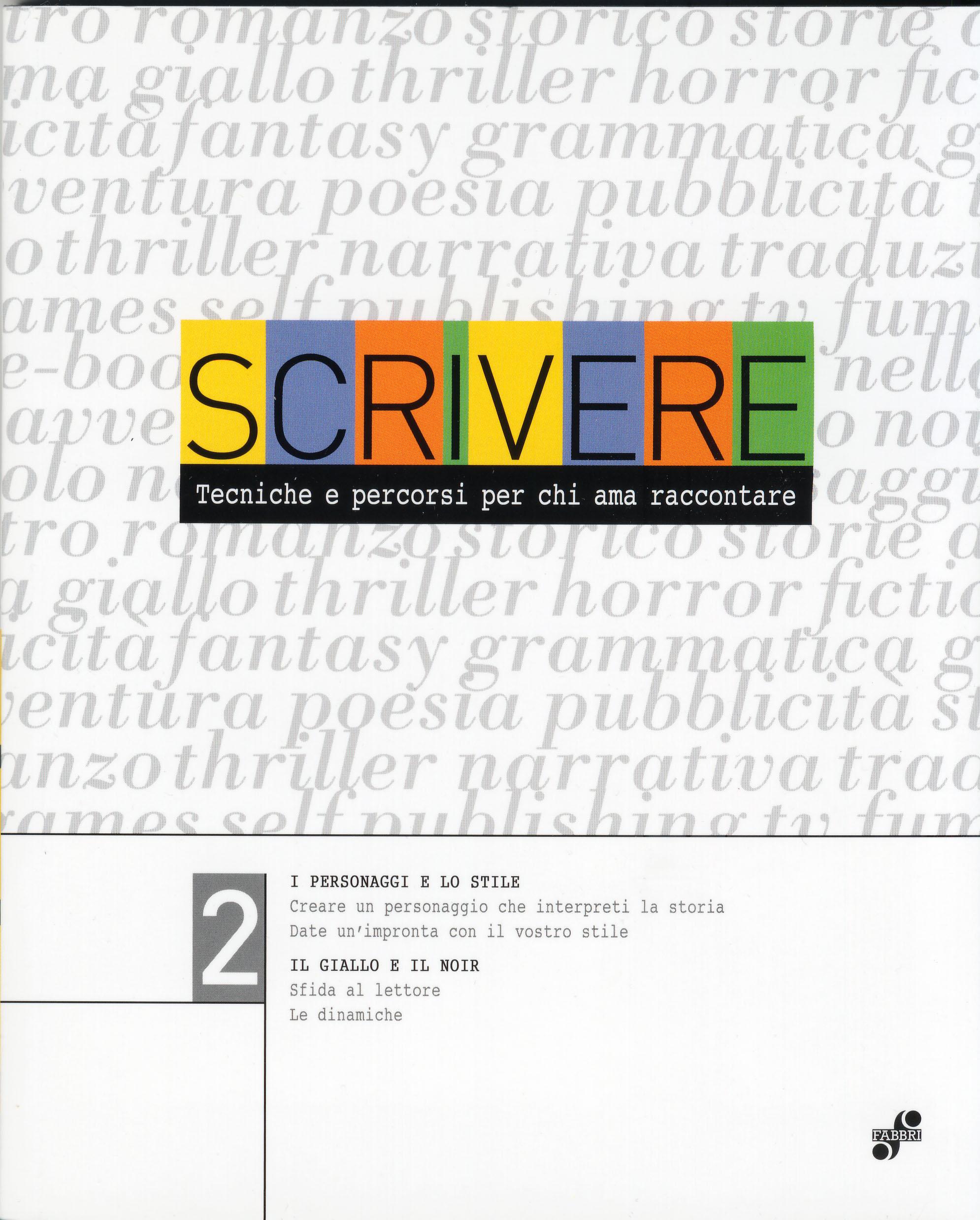 Scrivere - vol. 2