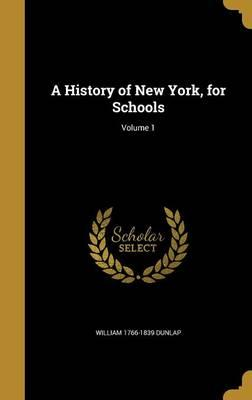 HIST OF NEW YORK FOR SCHOOLS V