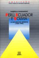 Ecuador, Perù e Bolivia