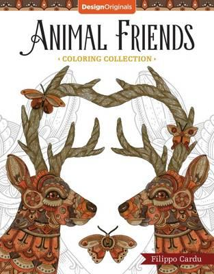 Animal Friends Coloring Collection