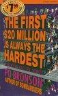 The First $20 Millio...