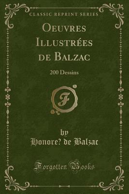 Oeuvres Illustrées de Balzac