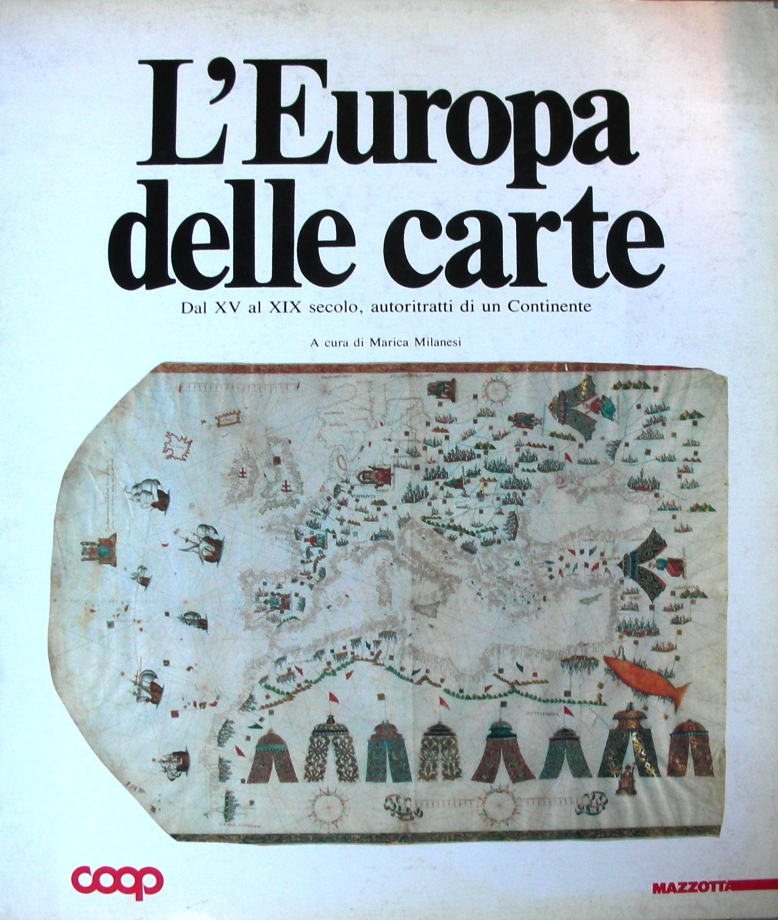 L'Europa delle carte