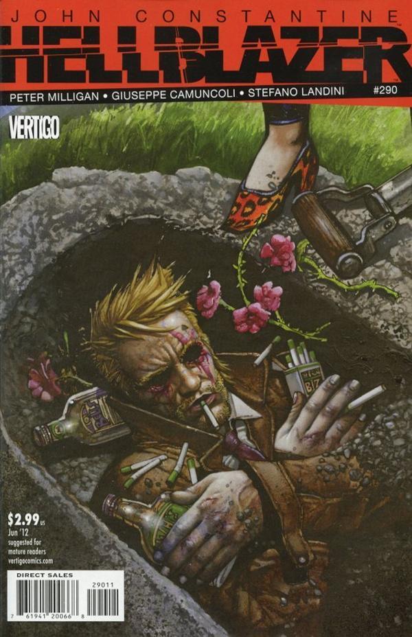 Hellblazer Vol.1 #29...