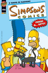 Simpsons Comics n. 86