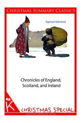 Chronicles of England, Scotland, and Ireland