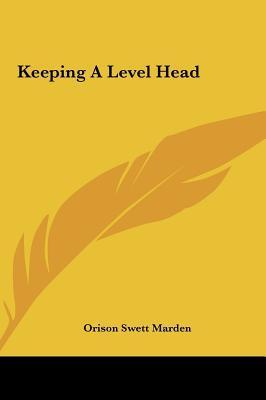 Keeping a Level Head Keeping a Level Head