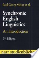 Synchronic English linguistics