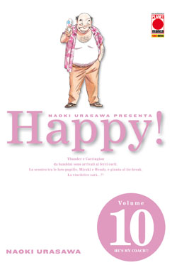 Happy! vol. 10