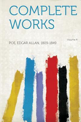 Complete Works Volume 4