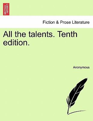 All the talents. Tenth edition