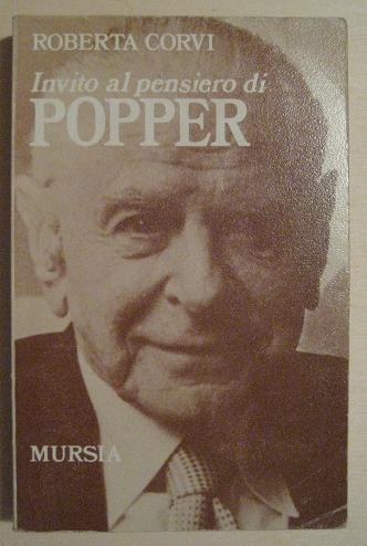 Invito al pensiero di Karl Popper