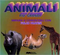 Animali più grandi