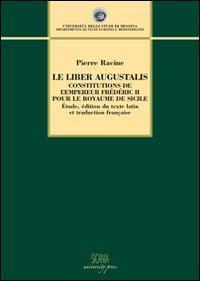 Le Liber Augustalis....