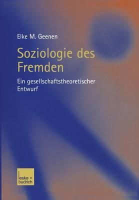 Soziologie Des Fremden