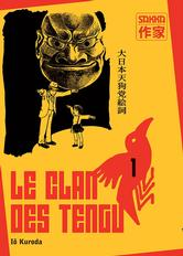 Le clan des Tengu, Tome 1