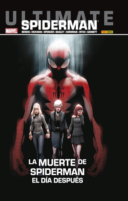 Ultimate Spiderman: La muerte de Spiderman. El día después
