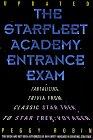 Starfleet Academy Entrance Exa
