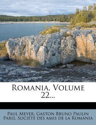 Romania, Volume 22.