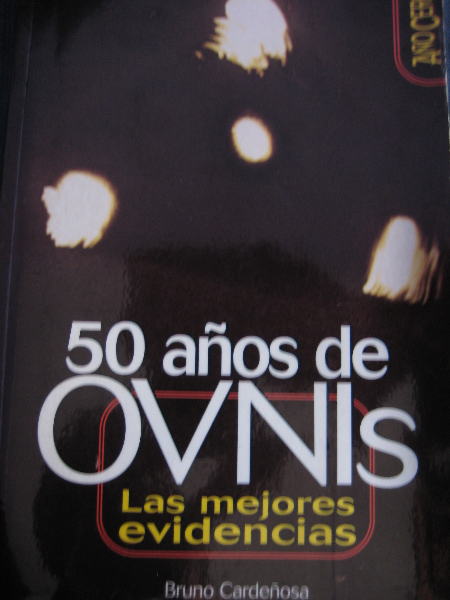 50 años de OVNIS