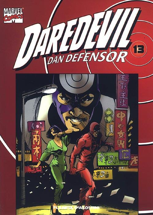 Coleccionable Daredevil/Dan Defensor Vol.1 #13 (de 25)