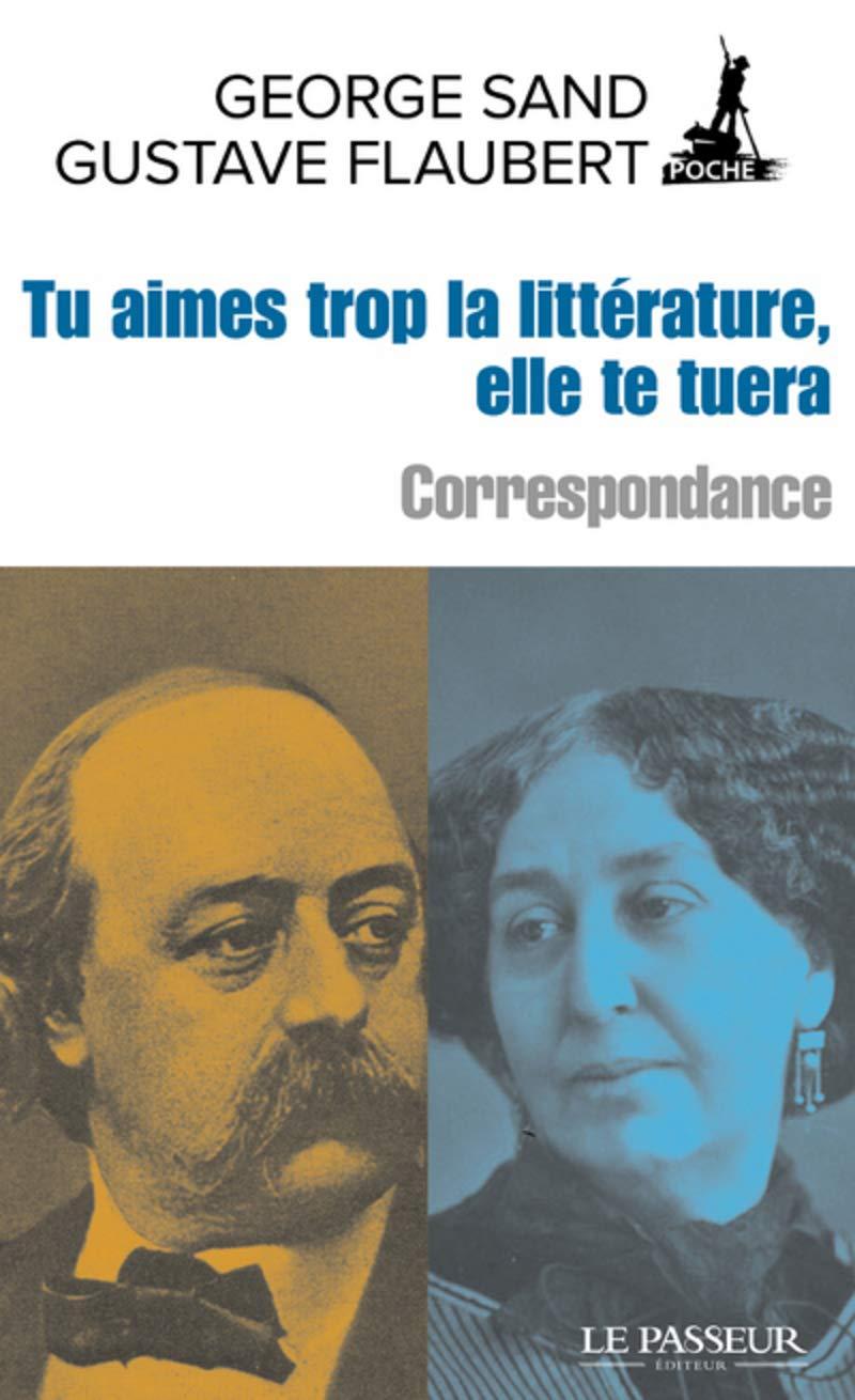 """Tu aimes trop la littérature, elle te tuera"""