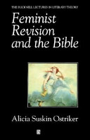 Feminist Revision and the Bible