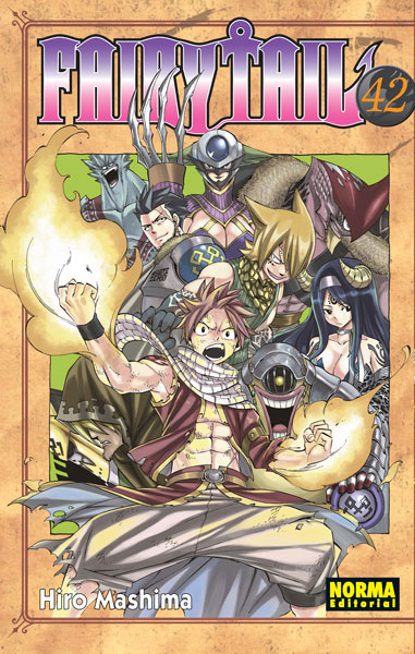 Fairy Tail #42