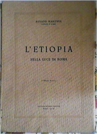 L'Etiopia nella luce di Roma