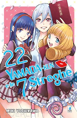 Yamada-kun e le 7 streghe Vol. 22
