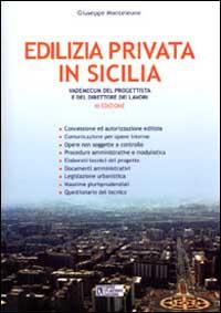 Edilizia privata in Sicilia