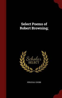 Select Poems of Robe...