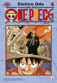 One Piece - New Edition 4