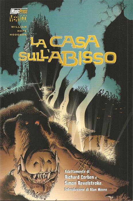 La casa sull'abisso (Graphic Novel)