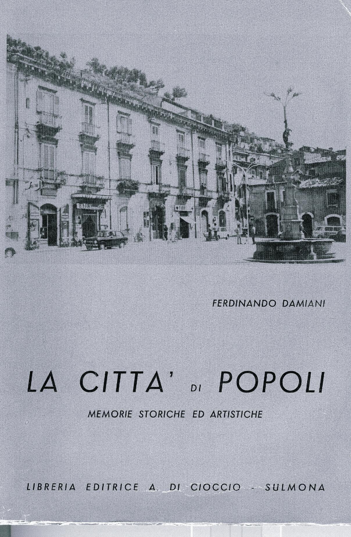 La città di Popoli