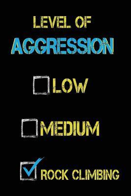 Level Of Aggression Low Medium Rock Climbing