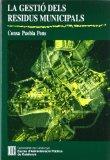 La Gestió dels residus municipals
