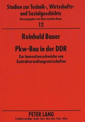 Pkw-Bau in der DDR